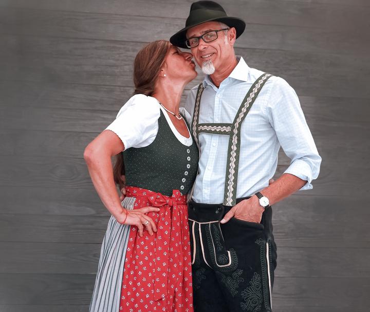Австрийская пара