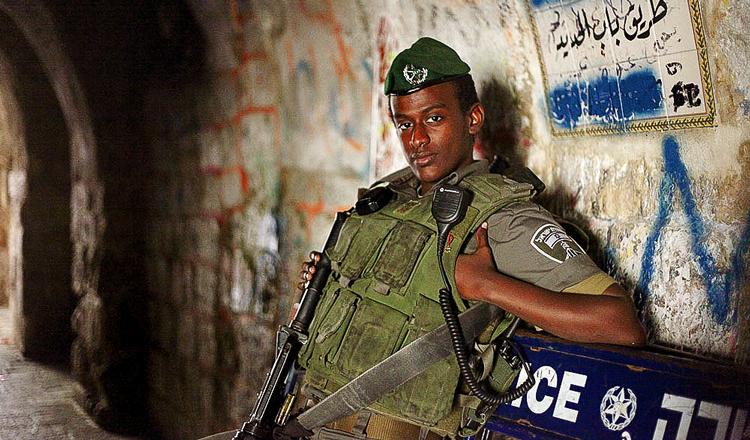 Israeli solder